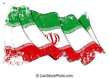 lobogó, grunge, iráni
