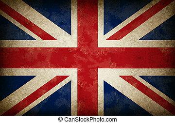 lobogó, grunge, nagy-britannia