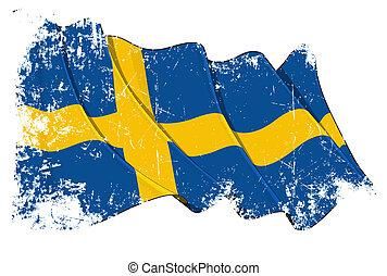 lobogó, grunge, svédország