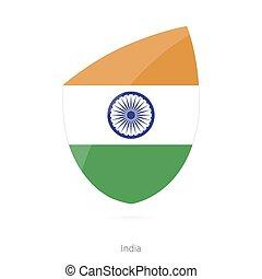 lobogó, india.