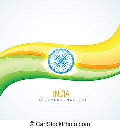 lobogó, indiai, tervezés