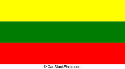 lobogó, litván