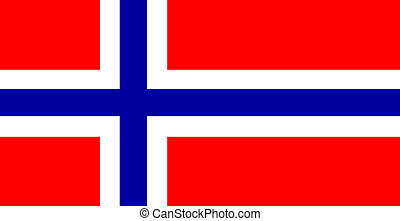 lobogó, norvégia