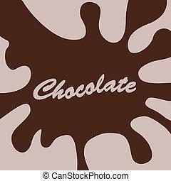 loccsanás, csokoládé