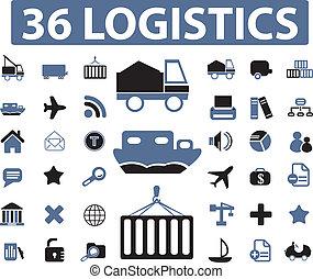 logisztika, cégtábla