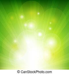 lokátorral helyet határoz meg, zöld háttér