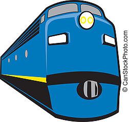 lokomotív