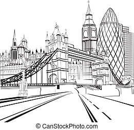 london, skicc, árnykép