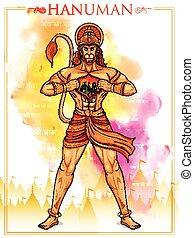 lord, hanuman