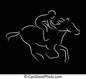 lovaglás, ló