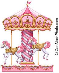 lovagol, körhinta