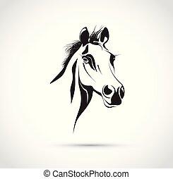 lovak, elvont, fej