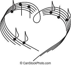love., zene