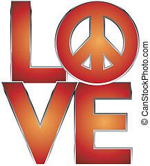 love=peace