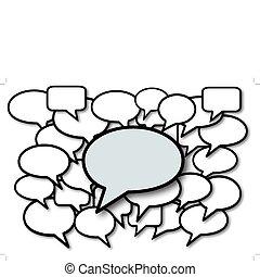 média, panama, beszéd, beszél, társadalmi
