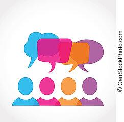 média, panama, beszéd, hálózat, társadalmi