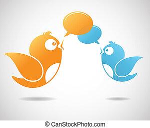 média, társadalmi, kommunikáció