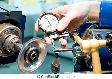 mérés, eljárás, szerszám, minőség