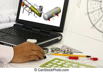 mérnök-tudomány, művek, megfogalmazás
