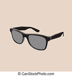 mód, napszemüveg