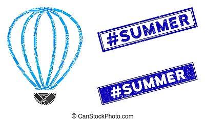 mózesi, téglalap, #summer, levegőnél könnyebb légijármű, topog, grunge