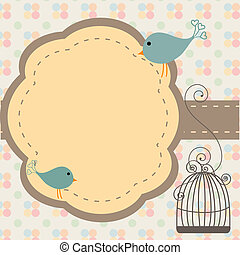 madarak, meghívás