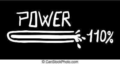 magas, jelkép, erő