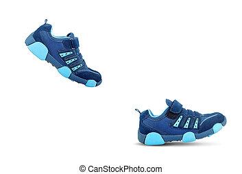 maguk, gumitalpú cipő, gyalogló