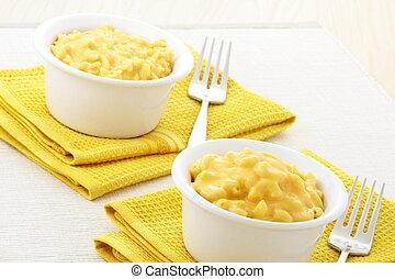 makaróni, sajt