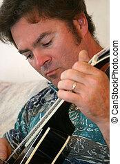 mandolin, ember