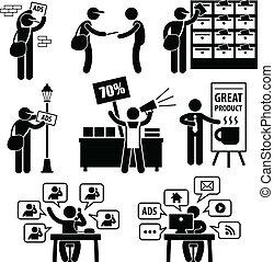 marketing, hirdetés, stratégia