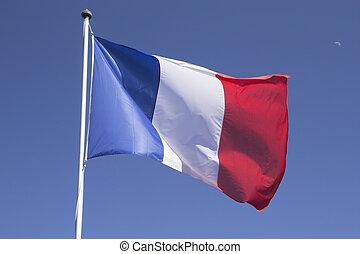 mast., francia lobogó