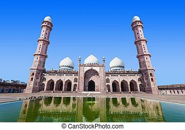 mecset, taj-ul-masajid