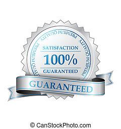 megelégedettség, 100%, jutalom, garantál