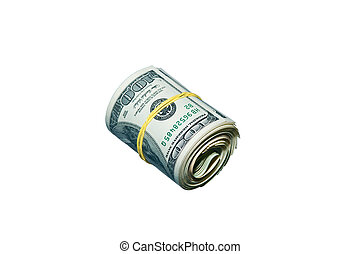 megfeneklett, dollár, kazal