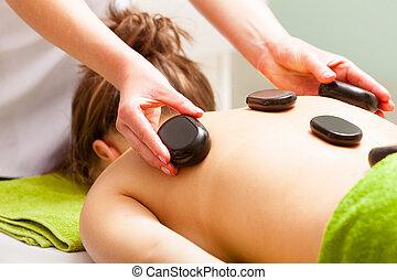 megkövez, woman ellankad, massage., csípős, bodycare., ásványvízforrás, salon., birtoklás