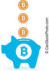 megmentés, bitcoin