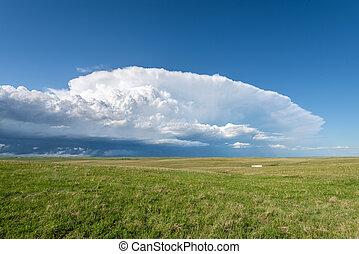 megrohamoz, képződés, felhő