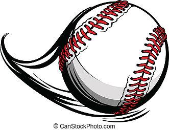 megvonalaz, ábra, indítvány, vektor, baseball, softball labdajáték, vagy, mozgalom