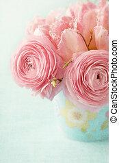 menstruáció, rózsaszínű
