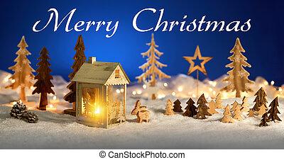 """""""merry, christmas"""", képzelet, színhely"""