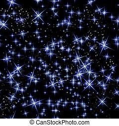 mező, csillag