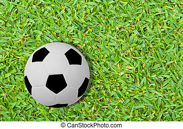 mező, labdarúgás, fű, zöld