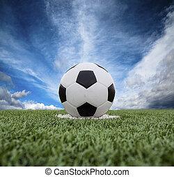 mező, labdarúgás, futball