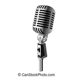 mikrofon, klasszikus