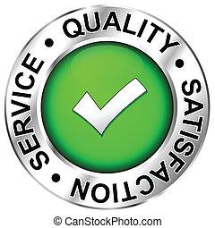 minőség, megelégedettség, szolgáltatás
