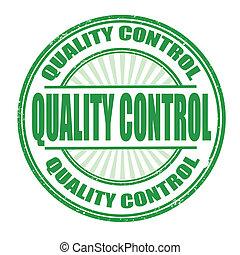minőségellenőrzés, bélyeg