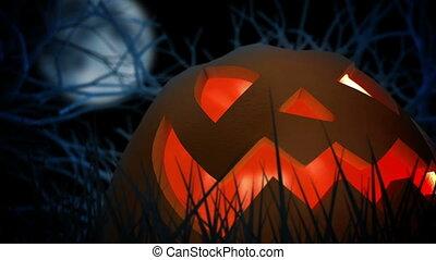 mindenszentek napjának előestéje, pumpkin.