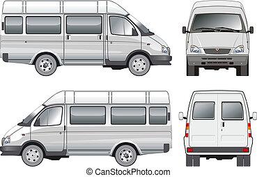 mini busz