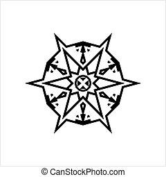 minimalista, tetovál, modern, tapintatos, minimális, esztétikai, hajszálnyi, tetovál